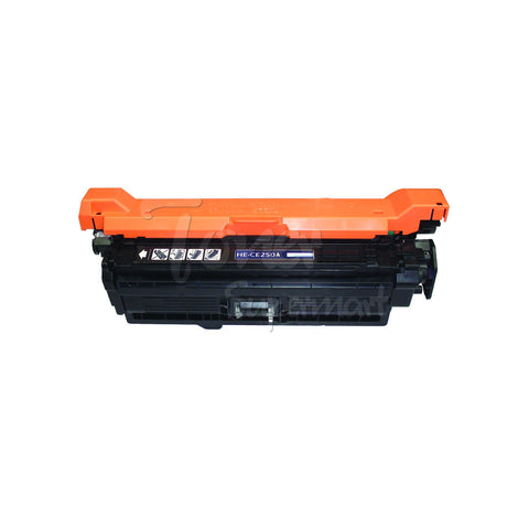 Remanufactured HP CE250A 504A Black High Quality Laser Toner Cartridge