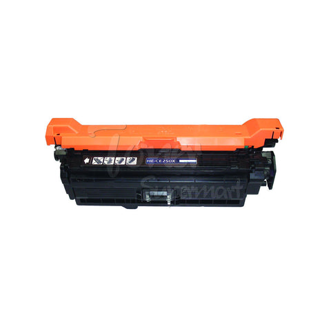Compatible HP CE250X 504A Black High Quality High Yield Laser Toner Cartridge