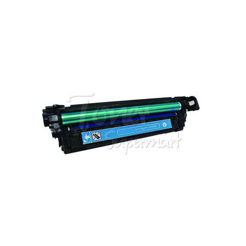 Compatible HP CE251A 504A Cyan High Quality Laser Toner Cartridge