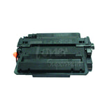 MICRO HP CE255X Black High Yield Laser Toner Cartridge (HP 55X)