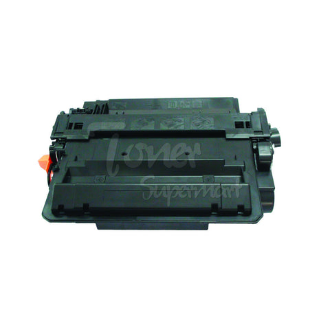 Remanufactured MICRO HP CE255X Black High Yield Laser Toner Cartridge (HP 55X)