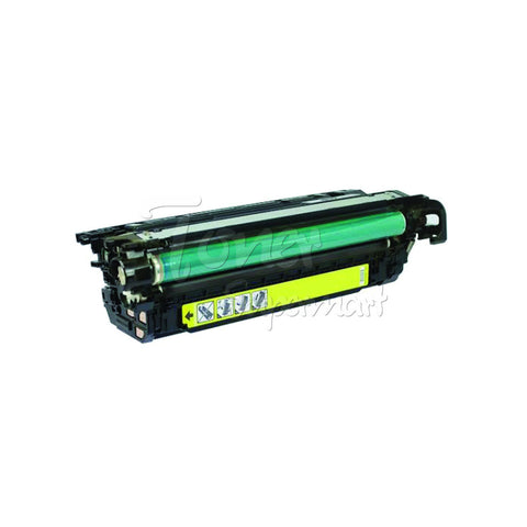 Remanufactured HP CE262A Yellow High Quality Toner Cartridge (HP 648A)