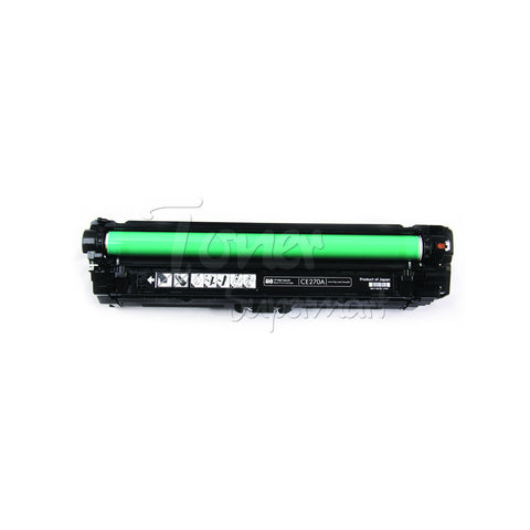 Compatible CE270A (HP 650A) Black Laser Toner Cartridge