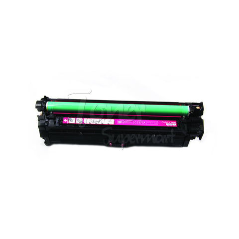 Remanufactured CE273A (HP 650A) Magenta Laser Toner Cartridge (HP 650A)