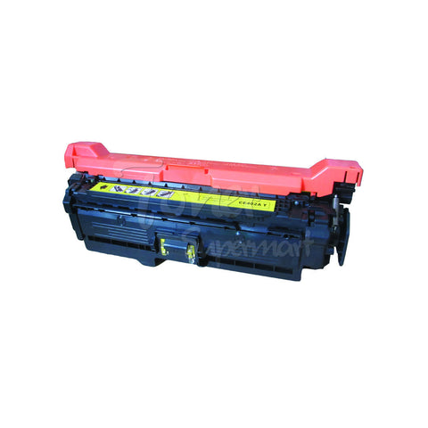 Compatible HP CE402A / 507A Yellow Toner Cartridge