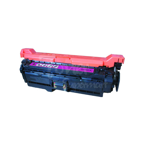 Compatible HP CE403A / 507A Magenta Toner Cartridge