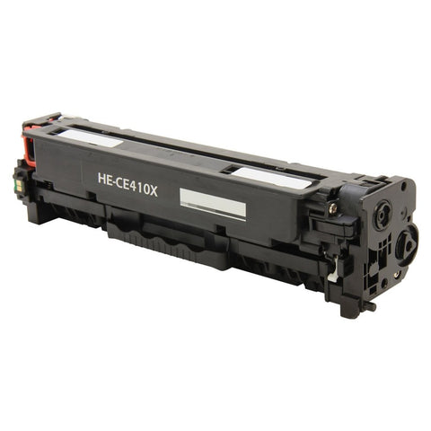 Compatible HP CE410X High Yield Black Laser Toner Cartridge (HP 305X)
