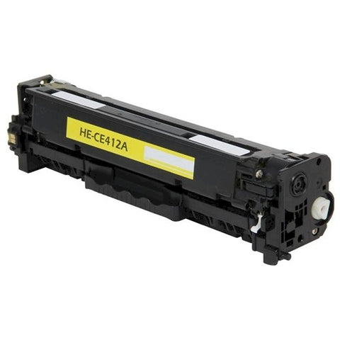 Compatible HP CE412A Yellow Laser Toner Cartridge (HP 305A)