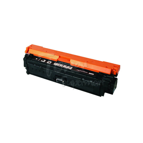 Compatible HP 307A CE740A Black Laser  Toner Cartridge