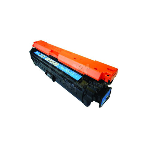 Remanufactured HP 307A CE741A Cyan Laser Toner Cartridge