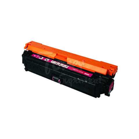 Remanufactured HP 307A CE743A Magenta Laser Toner Cartridge