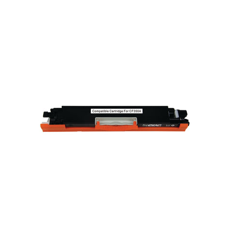 Compatible HP 130A (CF350A) Black Laser Toner Cartridge