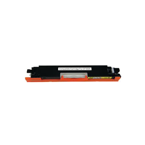 Compatible HP 126A / CE312A Yellow Laser Toner Cartridge