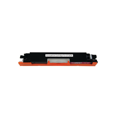 Compatible HP 130A (CF353A) Magenta Laser Toner Cartridge