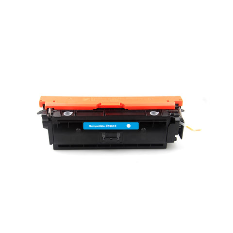 Compatible HP CF361X / 508X Cyan Toner Cartridge High Yield