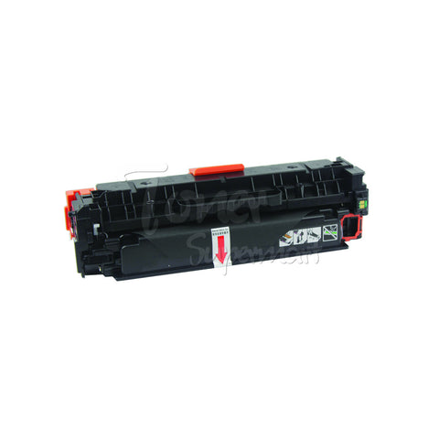 Compatible HP CF380X / 312A Black Laser Toner Cartridge High Yield