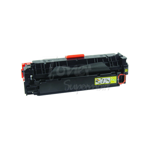 Compatible HP CF382A / 312A Yellow Laser Toner Cartridge