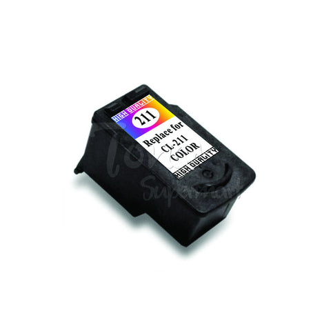 Compatible CANON CL-211 Color INK / INKJET Cartridge