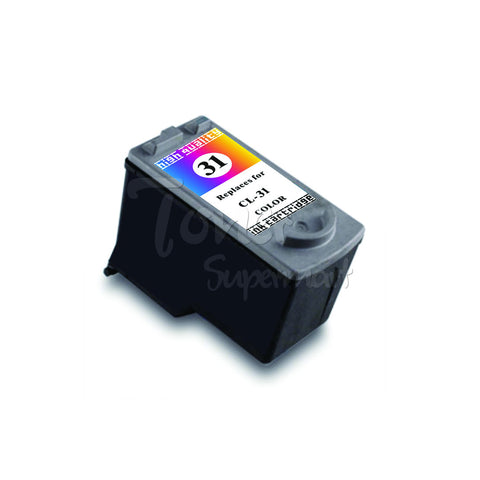 Compatible CANON CL-31 High Yield Color INK / INKJET Cartridge