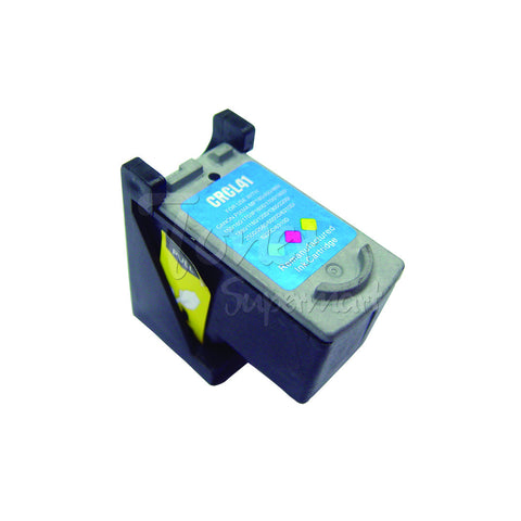 Remanufactured CANON CL-41 Color INK / INKJET Cartridge