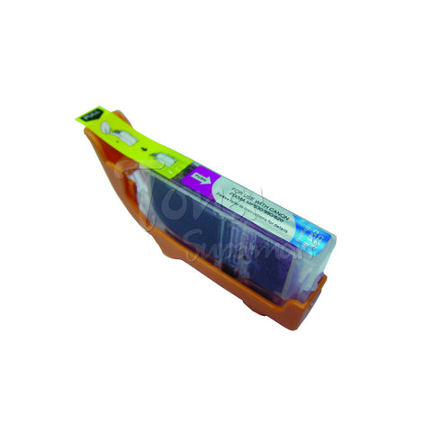 Compatible CANON CLI-221M Magenta INK / INKJET Cartridge