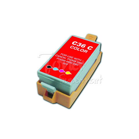 Compatible CANON CLI-36C Color INK / INKJET Cartridge