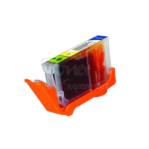 Compatible CANON CLI-8Y Yellow INK / INKJET Cartridge