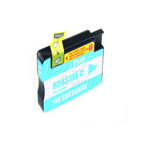 Compatible HP 933XL Cyan INK / INKJET Cartridge (CN054AN)