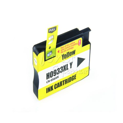 Compatible HP 933XL Yellow INK / INKJET Cartridge (CN056AN)