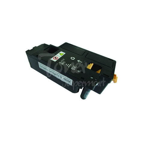 Compatible DELL C1660 Black Laser Toner Cartridge 4G9HP,7C6F7
