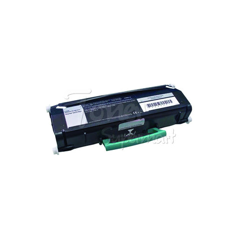 LEXMARK E360 Black High Yield Toner Cartridge (E360H11A/E360H21A),Remanufactured