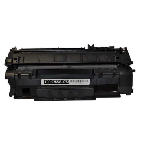 Compatible HP 53A (Q7553A) Black Laser Toner Cartridge