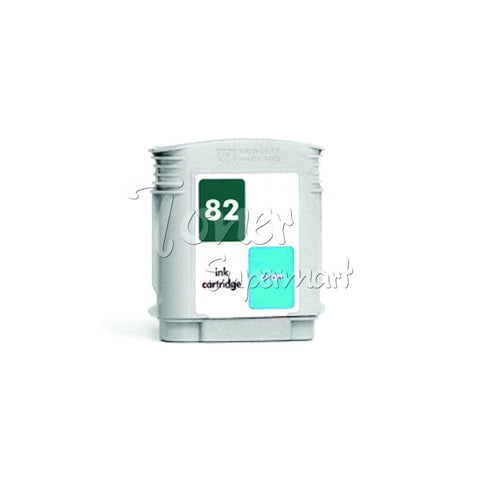 Compatible HP 82 Cyan INK / INKJET Cartridge
