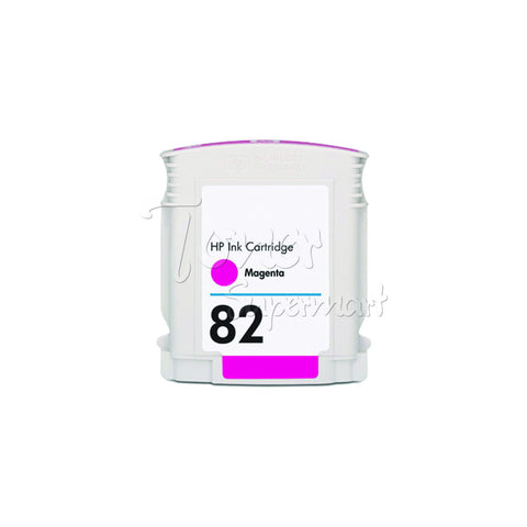 Compatible HP 82 Magenta INK / INKJET Cartridge