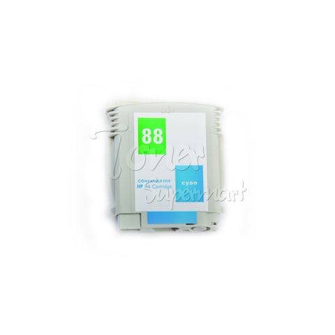 Compatible HP 88XL High Yield Cyan INK / INKJET Cartridge