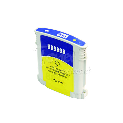 Compatible HP 88 Yellow INK / INKJET Cartridge