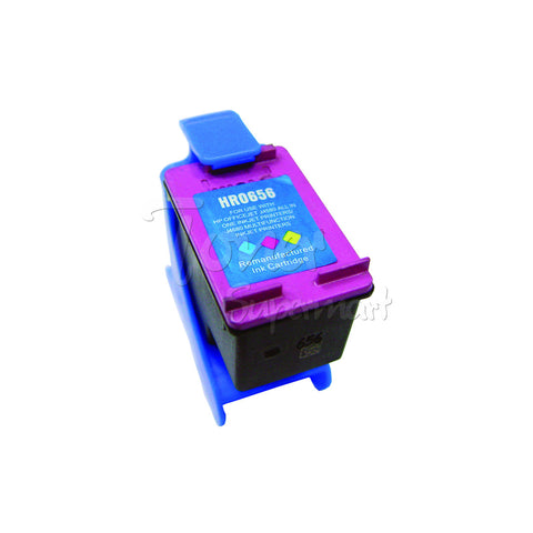 Remanufactured HP 901XL Color High Yield INK / INKJET Cartridge