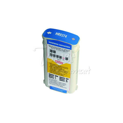 Compatible HP 72 130ml / C9374 Grey High Yield INK / INKJET Cartridge