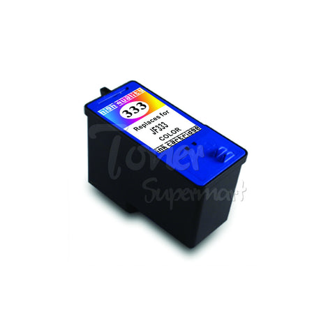 Remanufactured DELL JF333 (Series 6) Color INK / INKJET Cartridge