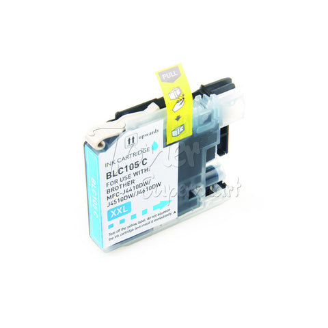 Compatible BROTHER LC105C Cyan INK / INKJET Cartridge