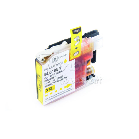 Compatible BROTHER LC105Y Yellow INK / INKJET Cartridge
