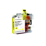 BROTHER LC203XL LC205 Yellow High Yield INK / INKJET Cartridge