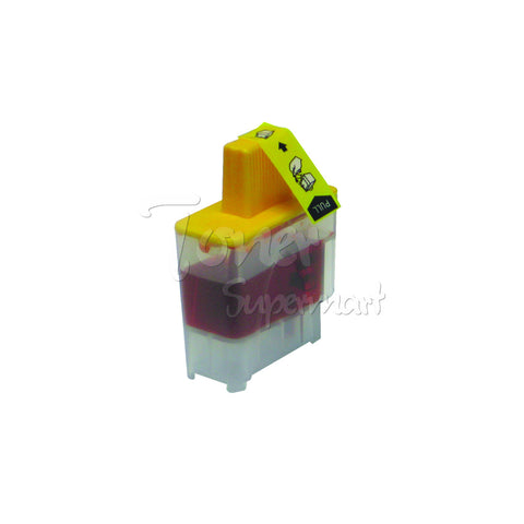 Compatible BROTHER LC41Y Yellow INK / INKJET Cartridge