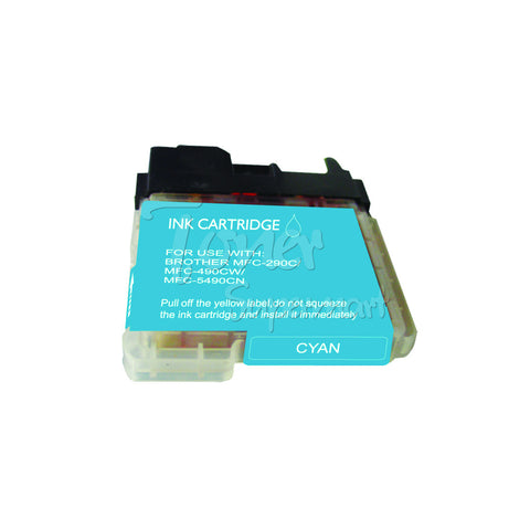 Compatible BROTHER LC61C Cyan INK / INKJET Cartridge