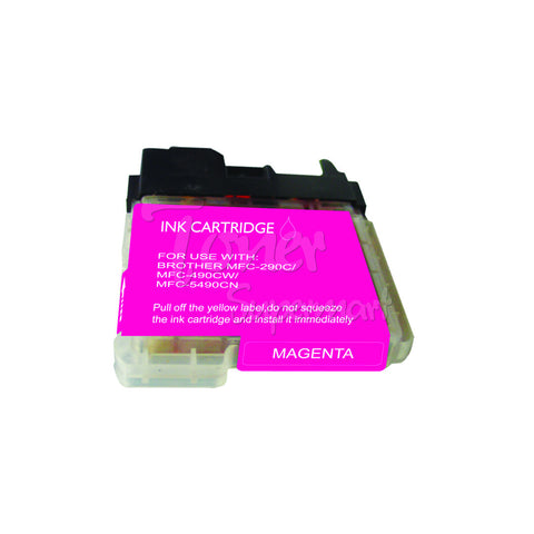 Compatible BROTHER LC61M Magenta INK / INKJET Cartridge
