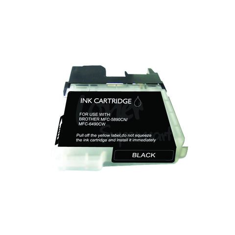 Compatible BROTHER LC65BK Black INK / INKJET Cartridge