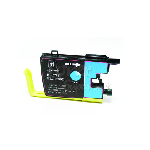 Compatible BROTHER LC79C Cyan INK / INKJET Cartridge