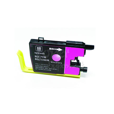 Compatible BROTHER LC79M Magenta INK / INKJET Cartridge