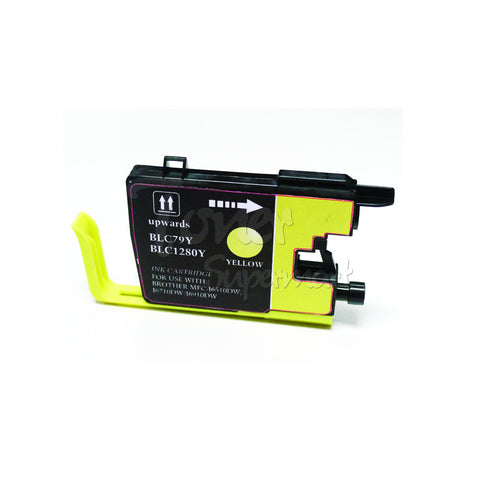 Compatible BROTHER LC79Y Yellow INK / INKJET Cartridge
