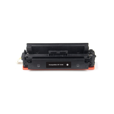 Compatible HP CF410X Black Toner Cartridge High Yield